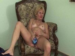 Granny loves my cock!