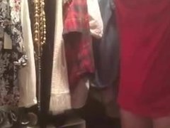 Artemus - Crossdressed In Red Dress