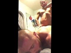 Montana Volby gets pounded