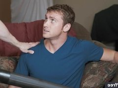 Men.com - Connor Maguire and Jacob Peterson - Getting A Vj -