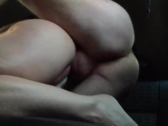 Wife making a lot of noise cumming