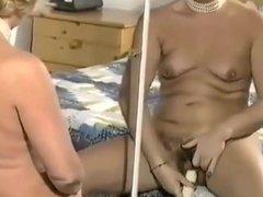 British MILF masturbates and talks dirty