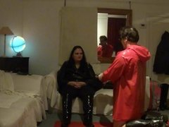 BBW Mistress Lydia's Slave Has Financial Domination Session