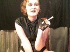 Humiliated Sissy Faggot Or Beautiful Trans Girl?