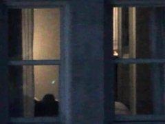Gay blowjob at the Hotel