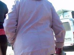 Big ass milfs in tight sweatpants 2