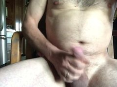 masturbation while the wife is at work