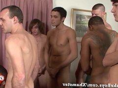 Straight Black Hunk gets his Ass stretched bareback