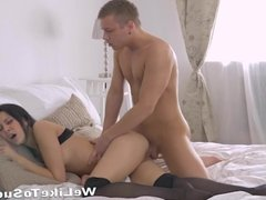 Weliketosuck - Cum Covered Pussy - Cock Sucking