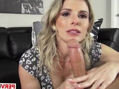 Son Nails His Hot Stepmom Cory Chase
