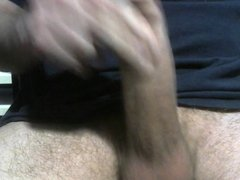 masturbation with cum