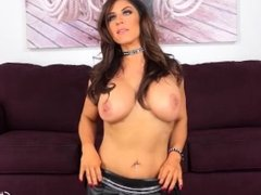 MILF Raven Hart Gets Pounded Hard and Loves That You Enjoy Watching Live