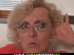 Wife finds him fucking mother inlaw!
