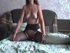 Amateur Russian MILF Fucked