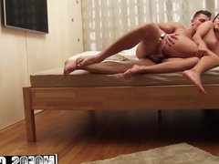 Vanessa Decker - Busty Hottie Rides Reverse Cowgirl - Pervs