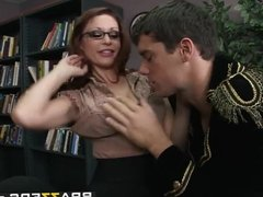 Brazzers - Big Tits at School - Monique Alexander Ramon - Dr
