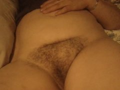 hairy pussy spying