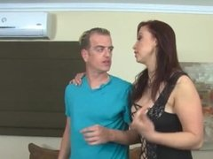 Milf Was So Horny When Stranger Rang Bell