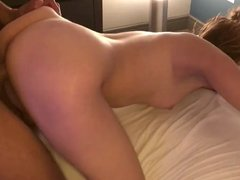 Blonde Cuckold GF Shared with Friends