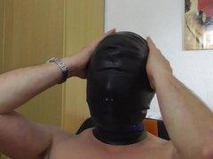 latex rubber mask
