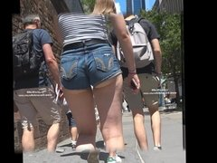 Street Booty Candid - Episode 81 Church Visit