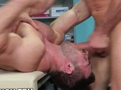 Big Boy Jock Fucked By Big Dick Muscle Hunk Daddy Doctor