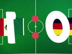 Germany vs Mexico (FIFA World Cup 2018)