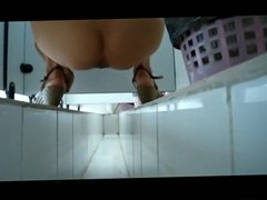 Chinese Toilet voyeur
