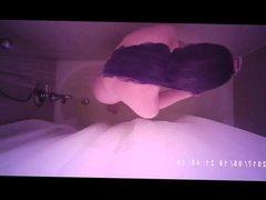 Camila in shower (2)