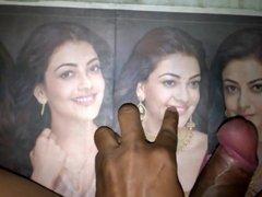 Kajal b'day tribute