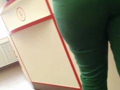 Curvy big ass girls in tight pants 3
