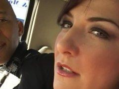 BBC Anal for trailer trash slut Lexi Bardot with a messy facial
