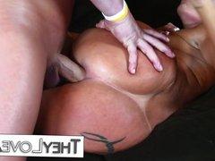 Anal orgasms Monica Santiago