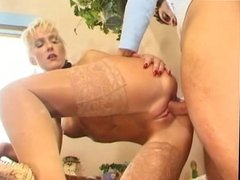 Michaela Reich-An anal Family Story