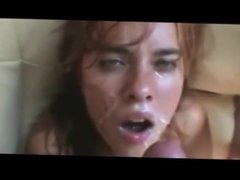 cumming in her mouth While She Masturbates