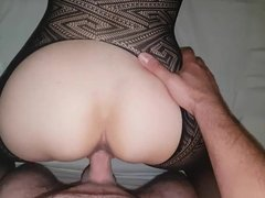 Fucking my wife's tight pussy