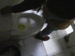 WC tanga celeste.