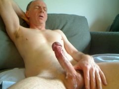A lot of wank, cum and old men Part 2