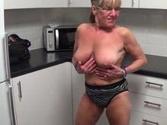 Full Back Knicker's Kitchen Dancin' 2