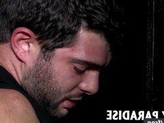 Men.com - Johnny Rapid and Tony Paradise - Glory Hole - Str8