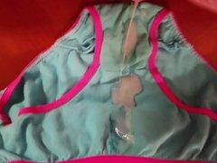 Cum in buddy's daughter's panties