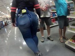 All I can say is it was big azz In jeans