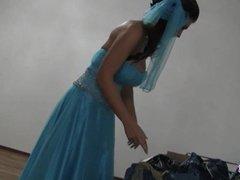WEDDING DRESS FUCK