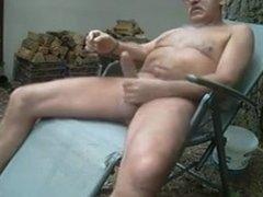 Big cock daddy cumming