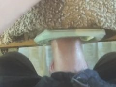homemade fleshlight fucked by my big white cock to Ariana Marie porn