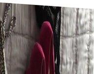 panties heels and dildos