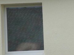Voyeur - Window Shower Spy -  sexy neighbours, just him