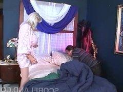 Dee Dee Deluxxx Score Tit Attack Part 1 - Watch Part 2 on: bigtittyvideos.c