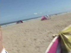de la plage a la foret