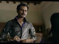 Netflix SACRED GAMES Nawazuddin Siddiqui & Rajshri Deshpande